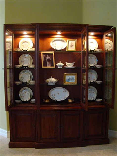 how to decorate a china cabinet china cabinet accessories online information