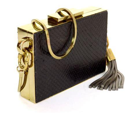 Bag Gucci 2in1 D5191 lanvin black python minaudiere evening bag ghw at 1stdibs