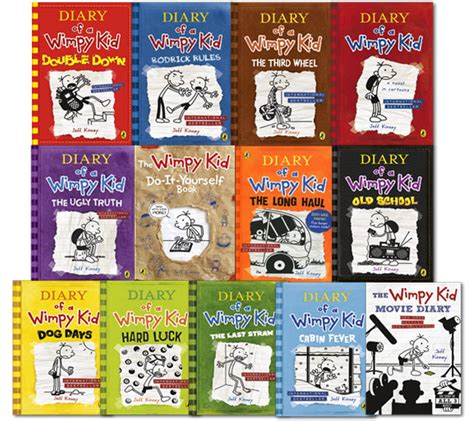 book for diary of a wimpy mike 1 things books diary of a wimpy kid collection 13 books set school