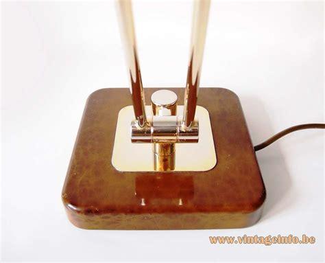 Counterweight Chandelier Hillebrand Desk Lamp 7450 Vintage Info All About