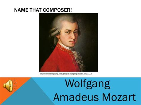 mozart biography ppt ppt eras of music overview powerpoint presentation id
