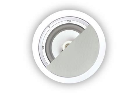 Weather Resistant Ceiling Speakers by 8 Quot W8 Quot Weather Proof Ceiling Speakers Ice800wrs Pair