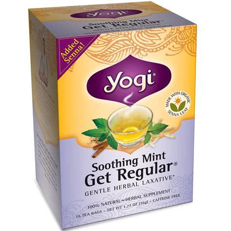 Does Yogi Detox Tea Senna by Yogi Tea My Daily Vita Australia Better Naturally