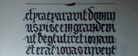 lettere alfabeto antiche scrittura calligrafia e scrittura