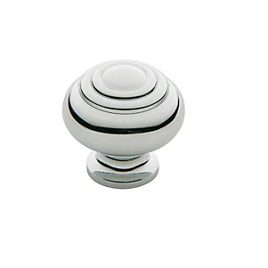 Deco Cabinet Knobs by Baldwin Ring Deco Cabinet Knob 4445 4446 4447 Low