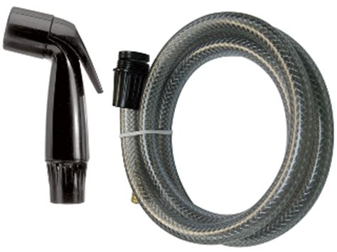 Replacing Kitchen Sink Sprayer Hose Cox Hardware And Lumber Replacement Kitchen Sink Sprayer Hose Kit