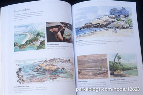 artists sketchbook exercises and book review artist s sketchbook exercises and techniques for sketching on the spot parka blogs