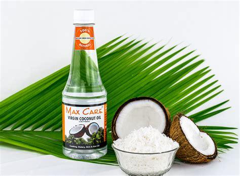 Coconut Vco 500 Ml maxcare maxcare coconut cold pressed 500 ml