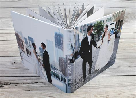 Quality Wedding Albums by Affordable High Quality Flush Mount Wedding Albums From