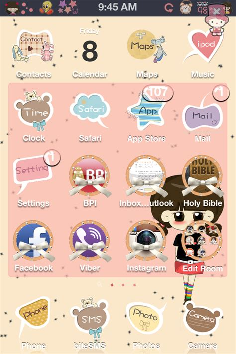 cute themes for iphone 6 plus cute iphone theme heavennext 312