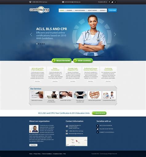 homepage design tips 10 best images about doctor website ideas on pinterest