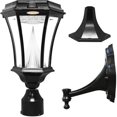 contractor lighting supply reviews gama sonic 174 victorian solar l bright white light