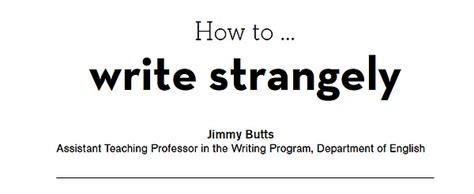 how to write the theory section of a research paper the professor is in wake forest magazine