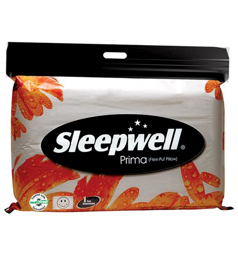 Sleepwell Pillows Shopping by Sleepwell Flexi Puf Prima Xl Pillow Buy Sleepwell Flexi Puf Prima Xl Pillow From