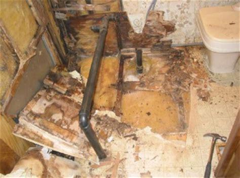 water leak under bathroom floor bathroom floor water damage bathroom floors