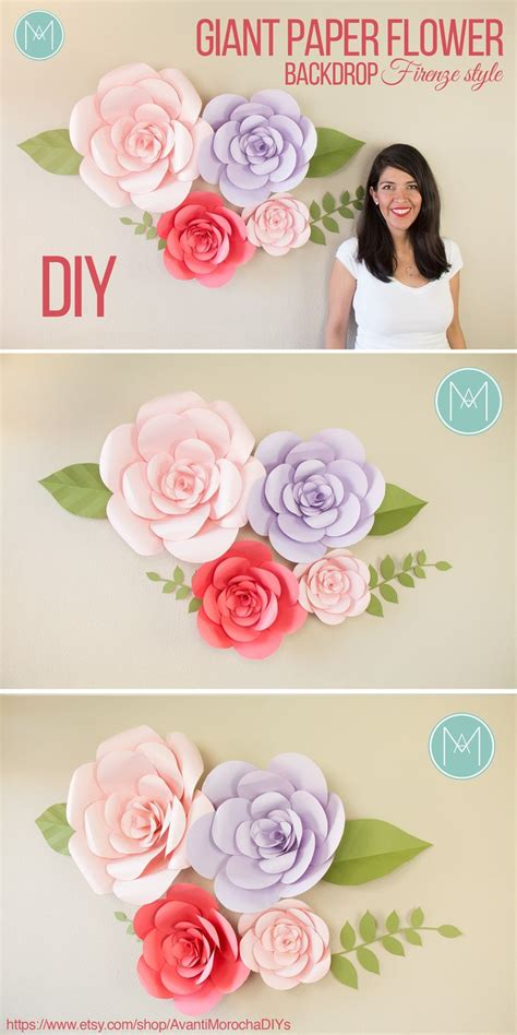 Wedding Backdrop To Buy by Best 25 Paper Flowers Ideas Only On