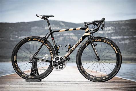 Fahrrad Gold Lackieren by Un Merida En Or Pour Nibali Sur Le 100i 232 Me Giro Matos