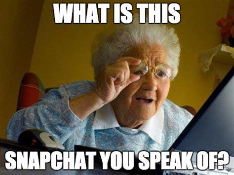 Snapchat Meme - how to use snapchat