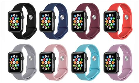New Color Apple Nike Sport Band 38mm N 42mm Series 1 2 6 best reviews silicone sports band for apple