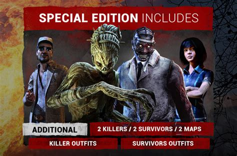 Sale Dead By Daylight Ps4 dead by daylight special edition eb australia