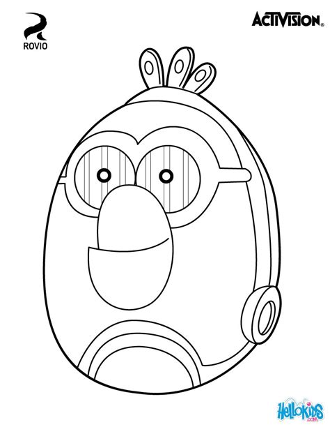 C 3po Coloring Pages Hellokids Com Coloring Pages Angry Birds Wars