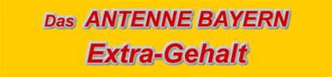 Antenne Bayern Gehalt Alle Losnummern Antenne