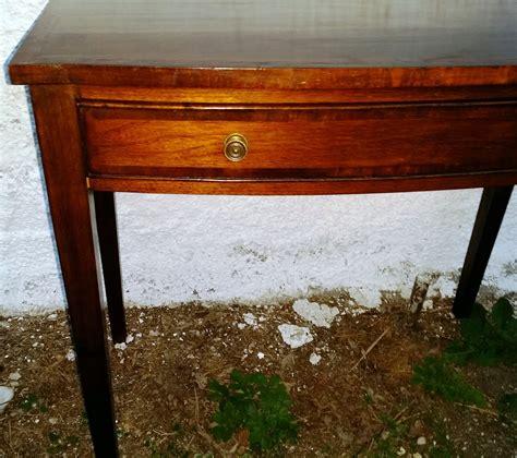 Kleiner Schreibtisch Mit Schublade by Kleiner Schreibtisch Mit 1er Schublade Mahagoni
