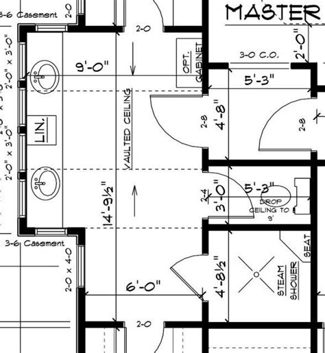 master bath floor plans no tub 99 best bathroom floor plans images on pinterest