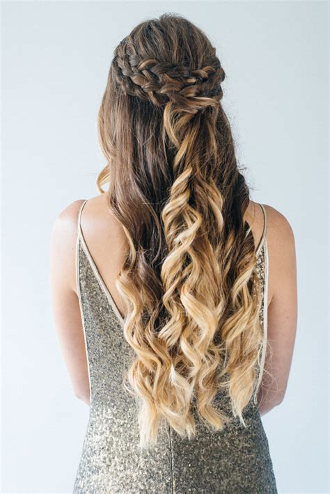 Wedding Hairstyles Half Up For Hair by Inspiration For Half Up Half Wedding Hair With
