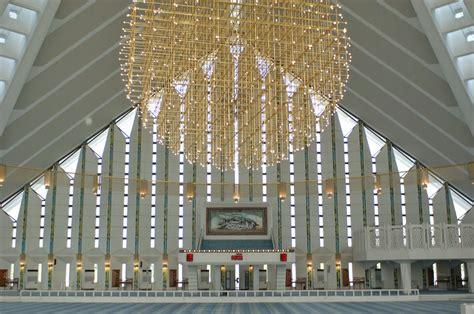 Kerala Home Design And Interior inside beauty of shah faisal mosque islamabad islamic