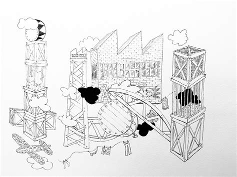 Collision Drawing