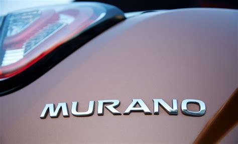 nissan murano emblem rumored 2016 nissan murano hybrid