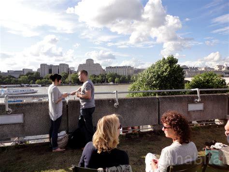 thames river innovation place elizabeth hall roof garden 171 inhabitat green design