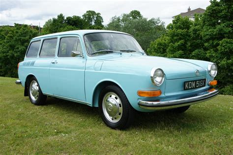 volkswagen type 3 variant 1972 sold 163 12 985 south