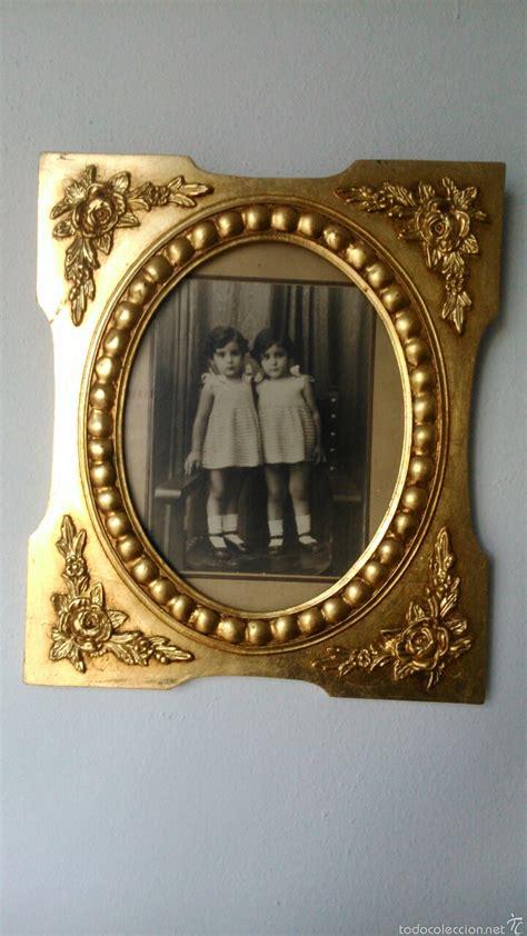 marcos antiguos para cuadros marco para retrato de exquisita forma y factura comprar