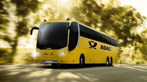 Traumdeutung Auto Fahren by Adac Postbus Startet Den Richtigen Fernbus Finden