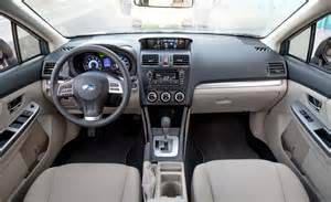 Subaru Crosstrek Interior Car And Driver