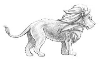 Easy lion roaring drawing use this example of the lion