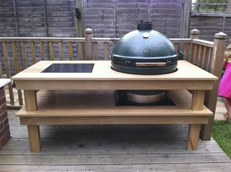 large green egg table the 25 best big green egg xl ideas on big