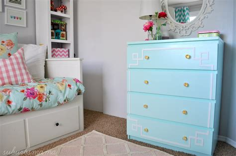malm dresser hack suburbs ikea malm dresser hack before and after