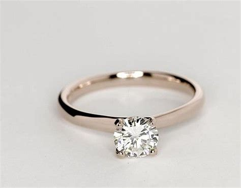 Wedding Rings Simple by Simple Is Always Better Than Busy 0 59 Carat