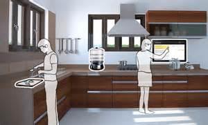 Designer Kitchens 2013 smart kitchen wenzhu zou s