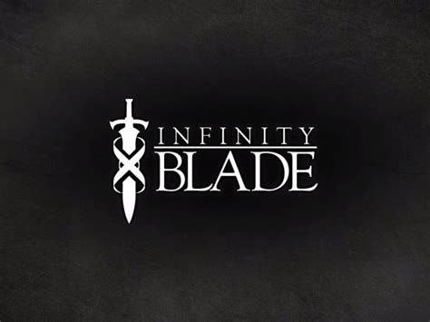 infinity blade logo mobile in the infinity blade fx fruit