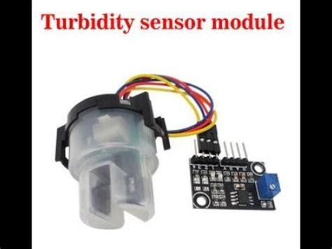 Alat Tes Tds Air membuat alat monitoring kekeruhan air tds menggunakan