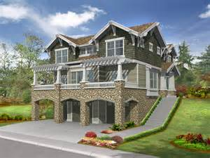 coastal craftsman house plans