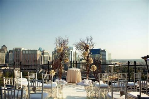 affordable rooftop wedding venues nyc 1000 ideas about hotel wedding receptions on
