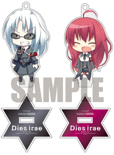 Kaset Dvd Anime Dies Irae あみあみ キャラクター ホビー通販 あみあみ限定特典 bd dies irae box vol 3