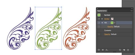 change pattern color illustrator cs6 illustrator change the colors of a symbol graphic