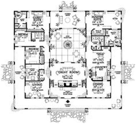 house plans with enclosed courtyard house plans enclosed courtyard house and home design