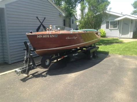 chris craft boats for sale in minnesota 1957 chris craft sportsman powerboat for sale in minnesota